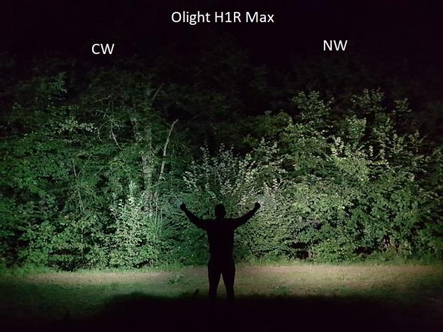 Olight H1R 12